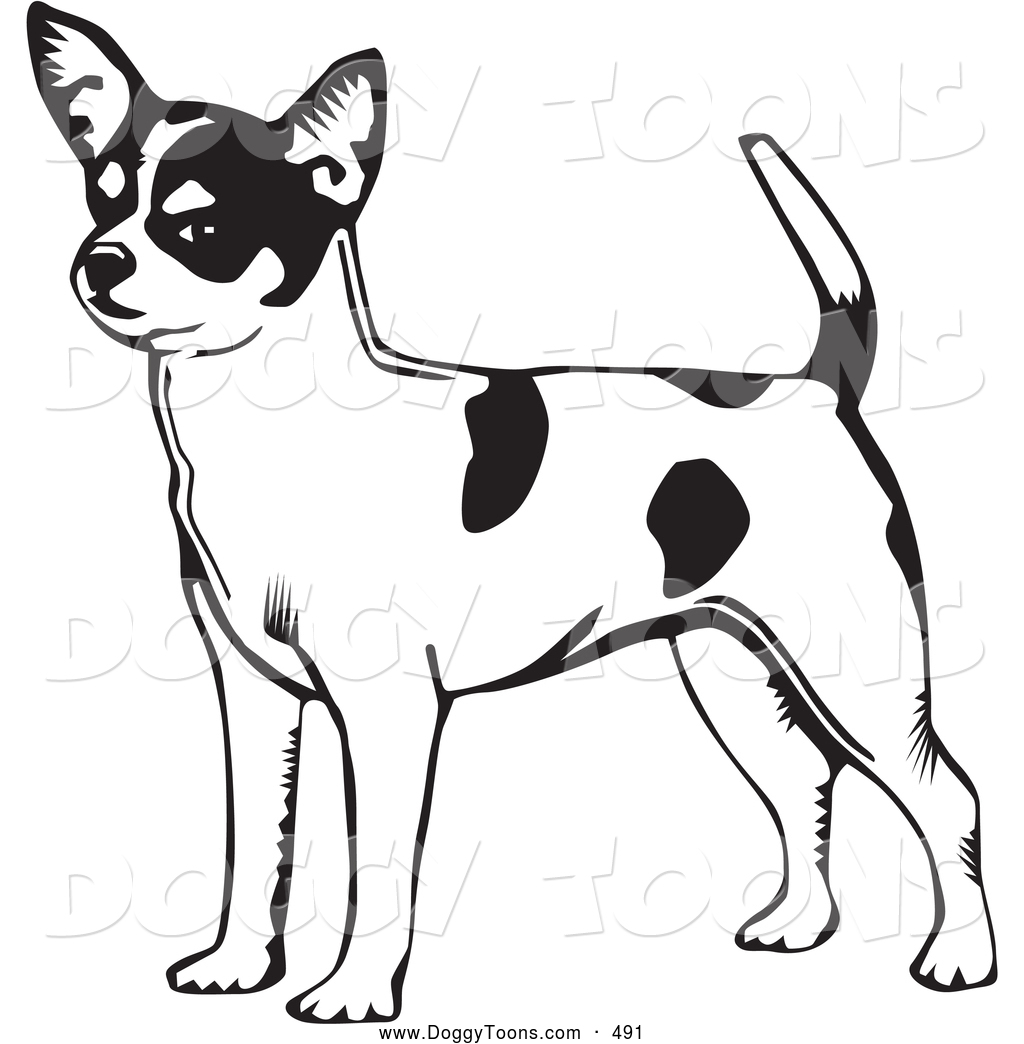 Dog Clipart Drawing.