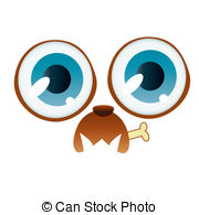 Dog eyes Vector Clipart Illustrations. 2,148 Dog eyes clip art.