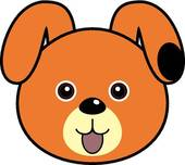 Dog face Clipart and Illustration. 5,777 dog face clip art vector.