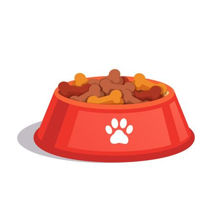Dog food clipart 1 » Clipart Station.