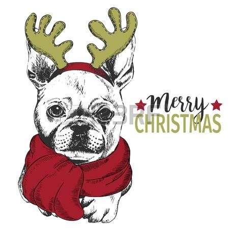 5,426 Dog Holiday Stock Vector Illustration And Royalty Free Dog.