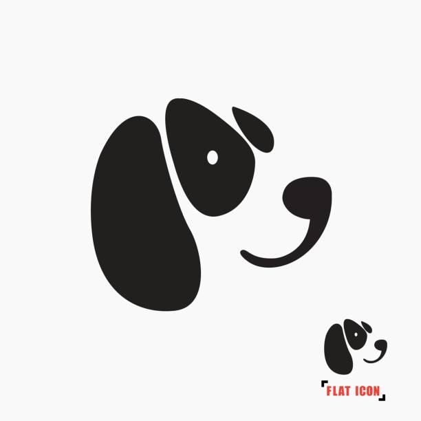 Dog Lick Clip Art, Vector Images & Illustrations.