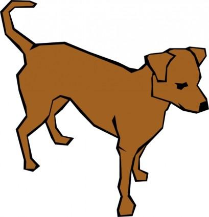 Free Clip Art Dog.