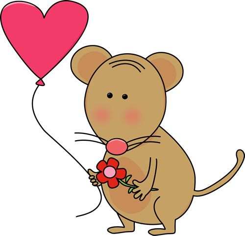 heart clipart for valentines day cute animals 20 free ...