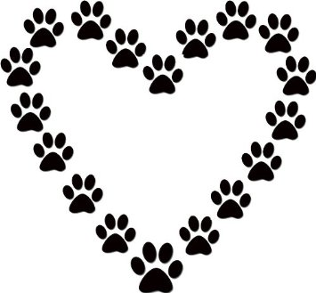 Dog Paw Clipart.