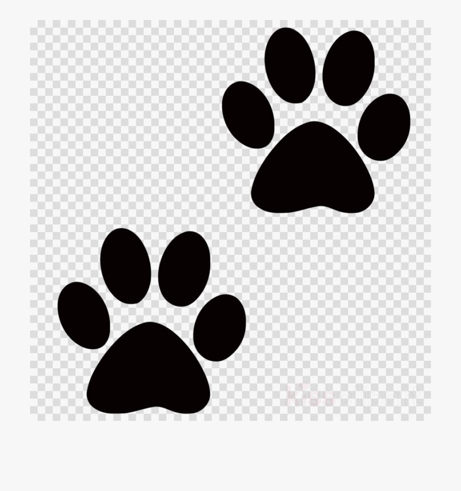 Transparent Background Dog Paw Clipart , Transparent Cartoon.
