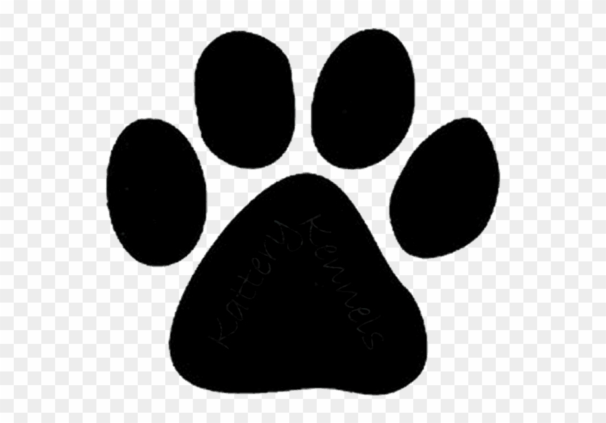 Free Download Dog Paw Print Clipart Dog Cat Paw.