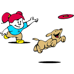 Download Free png Dog Playing Fetch clipart, cl.