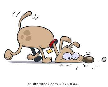 Dog sniffing clipart 2 » Clipart Portal.