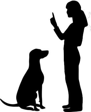 Dog Obedience Clipart.