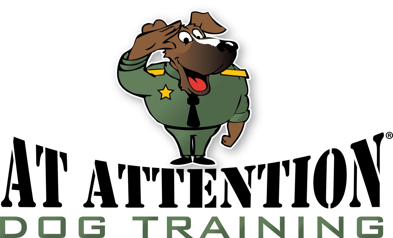 Attention Dog Training.
