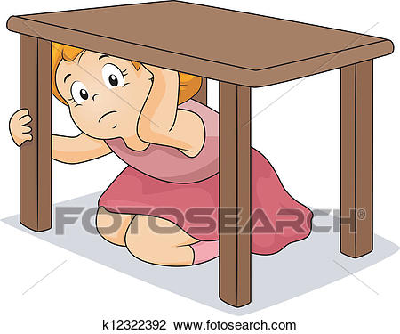Dog under the table clipart 6 » Clipart Station.