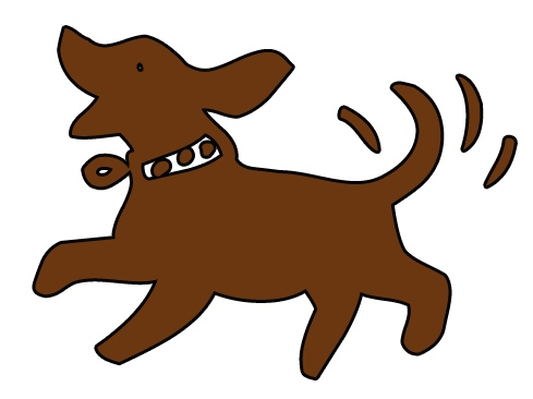 Dog tail clipart 3 » Clipart Station.