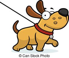Dog walk Clipart and Stock Illustrations. 5,756 Dog walk vector.