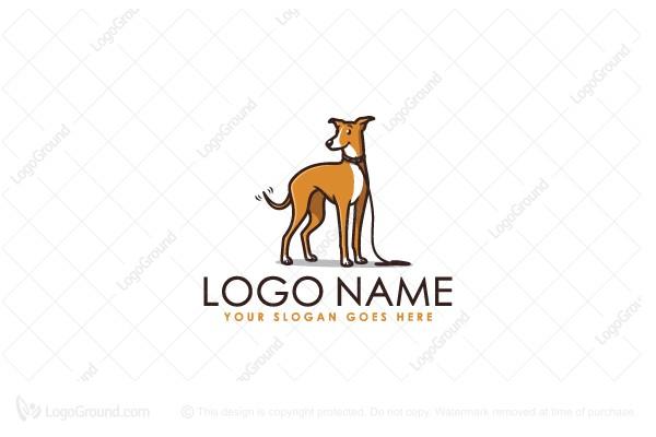Exclusive Logo 166743, Dog Walking Logo.