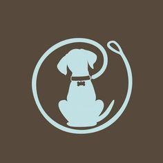 10 Best Dog Walking Logos images.