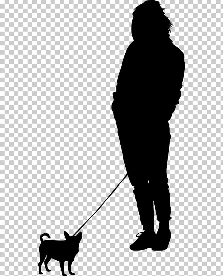 Dog Walking Silhouette PNG, Clipart, Animals, Black, Black And White.