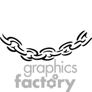 Dog Chain Clipart.