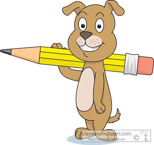 Holding Pencil Clipart (57+).