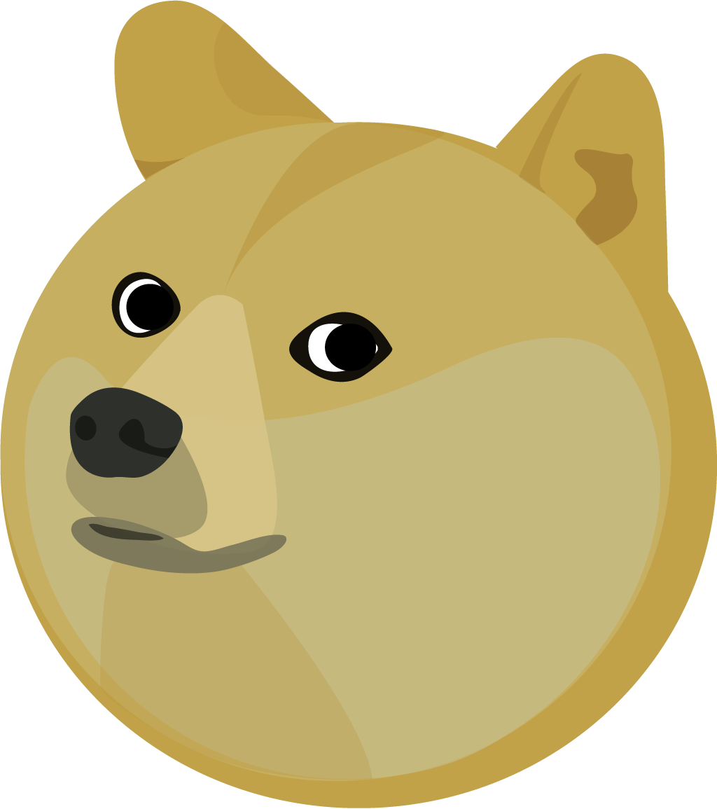 Doge Clipart.
