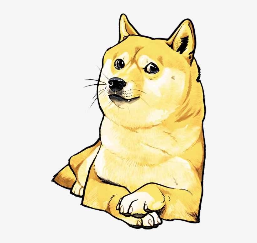 Such Doge By Ghostfire.