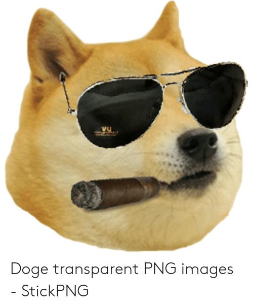 Doge Transparent PNG Images.