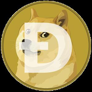 Dogecoin Logo by CryptoCentauri.