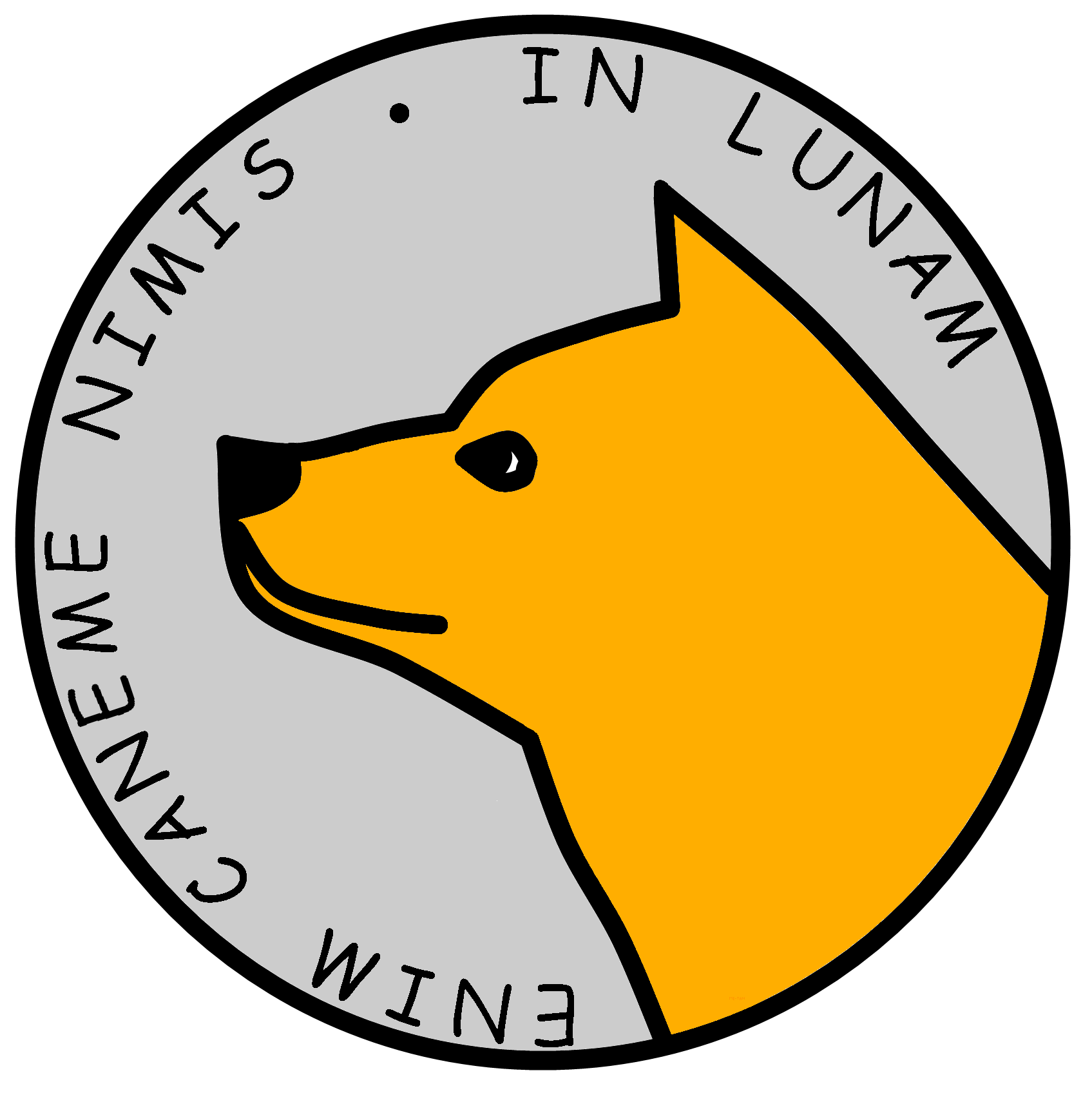 My take on the Dogecoin logo : dogecoin.