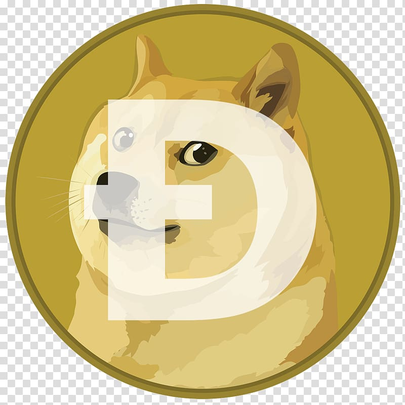 Dogecoin Cryptocurrency Dash Digital currency, doge.