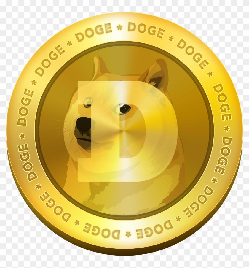 Gold Dogecoin.