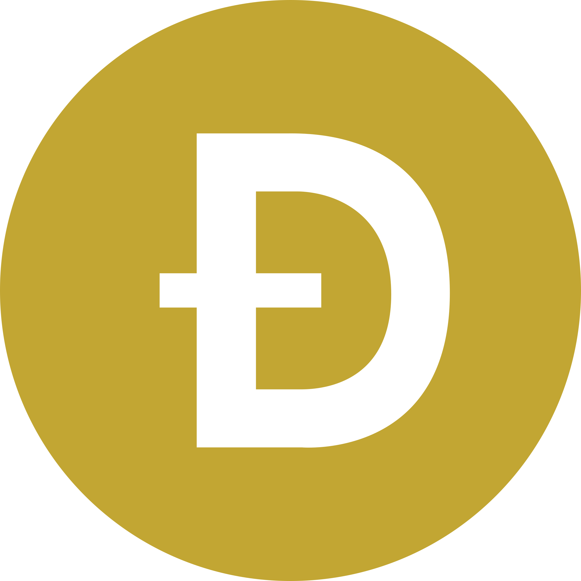 Dogecoin Logo PNG Transparent & SVG Vector.