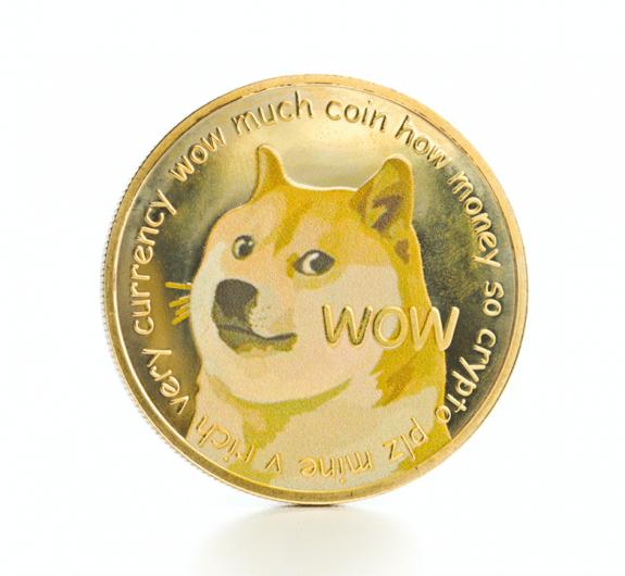 Dogecoin (DOGE).