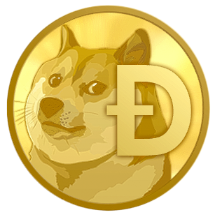Collection of 14 free Dogecoin png bill clipart dollar sign.