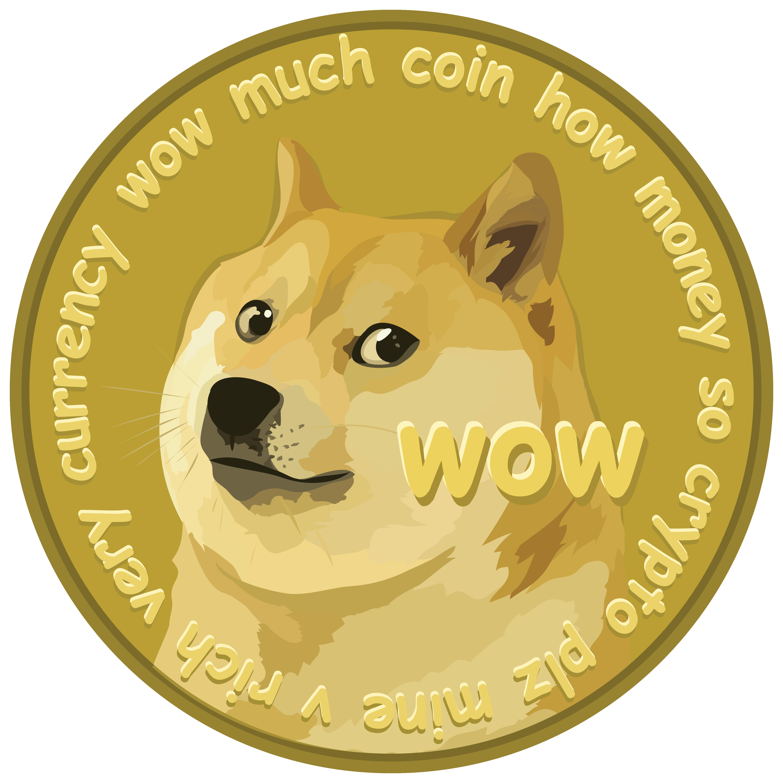 Dogecoin Transparent PNG Archive : dogecoin.