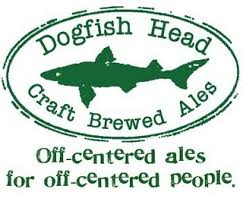 Dogfish Head Beer.