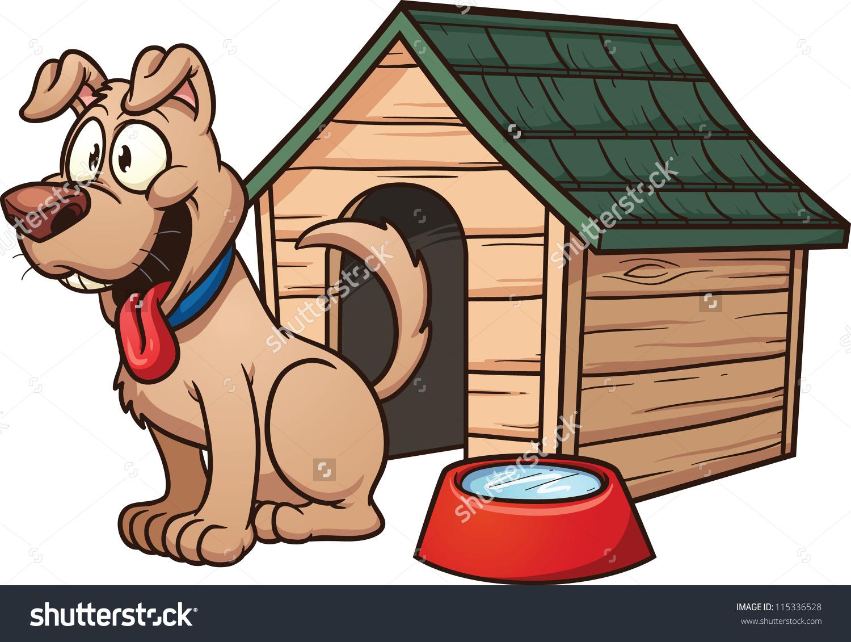 Dog House Clipart & Dog House Clip Art Images.