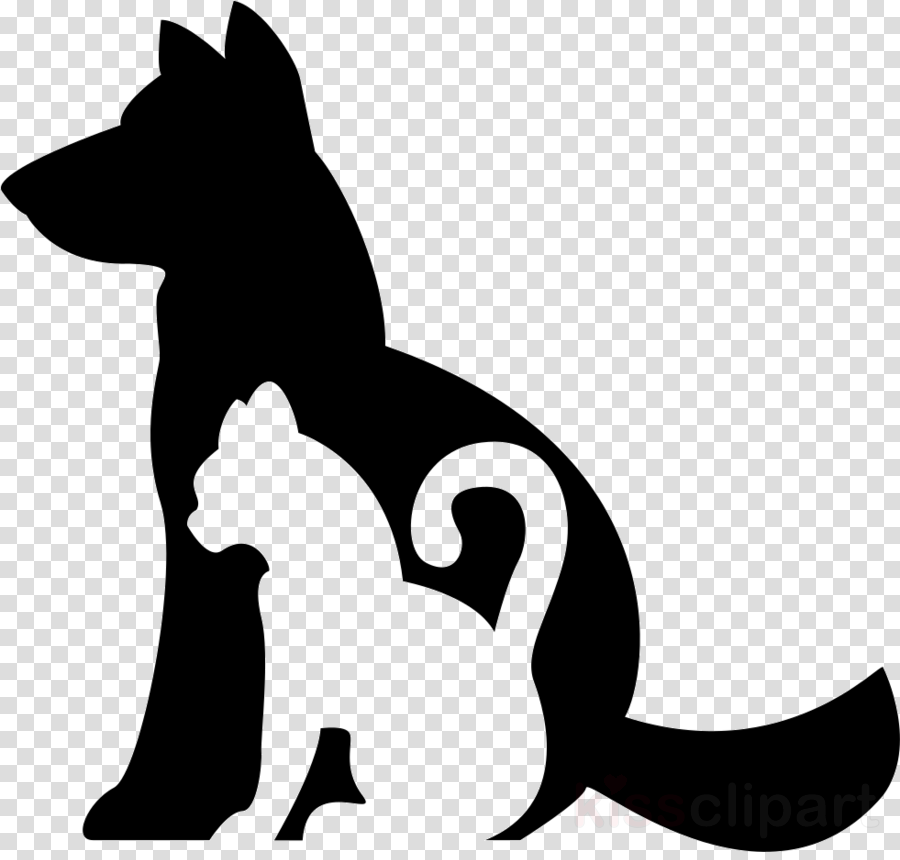 Cats and dogs download free clipart with a transparent.