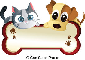 Clipart Of Dogs And Cats.