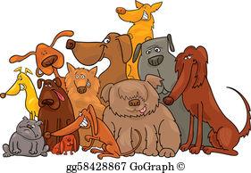 Dogs Clip Art.