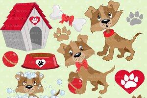 Dog bowl Photos, Graphics, Fonts, Themes, Templates ~ Creative Market.