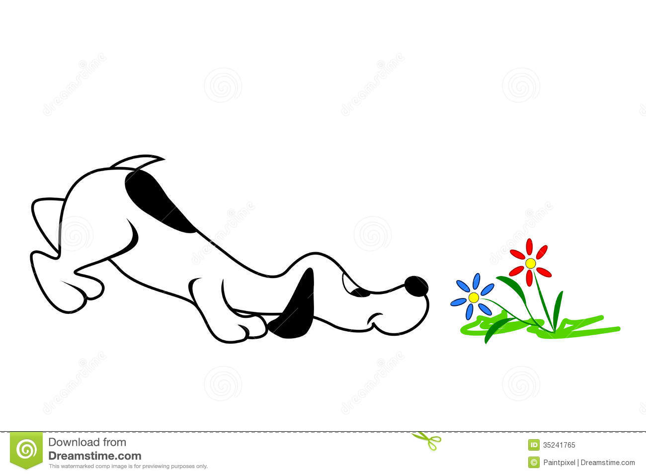 Dog Nose Clipart.