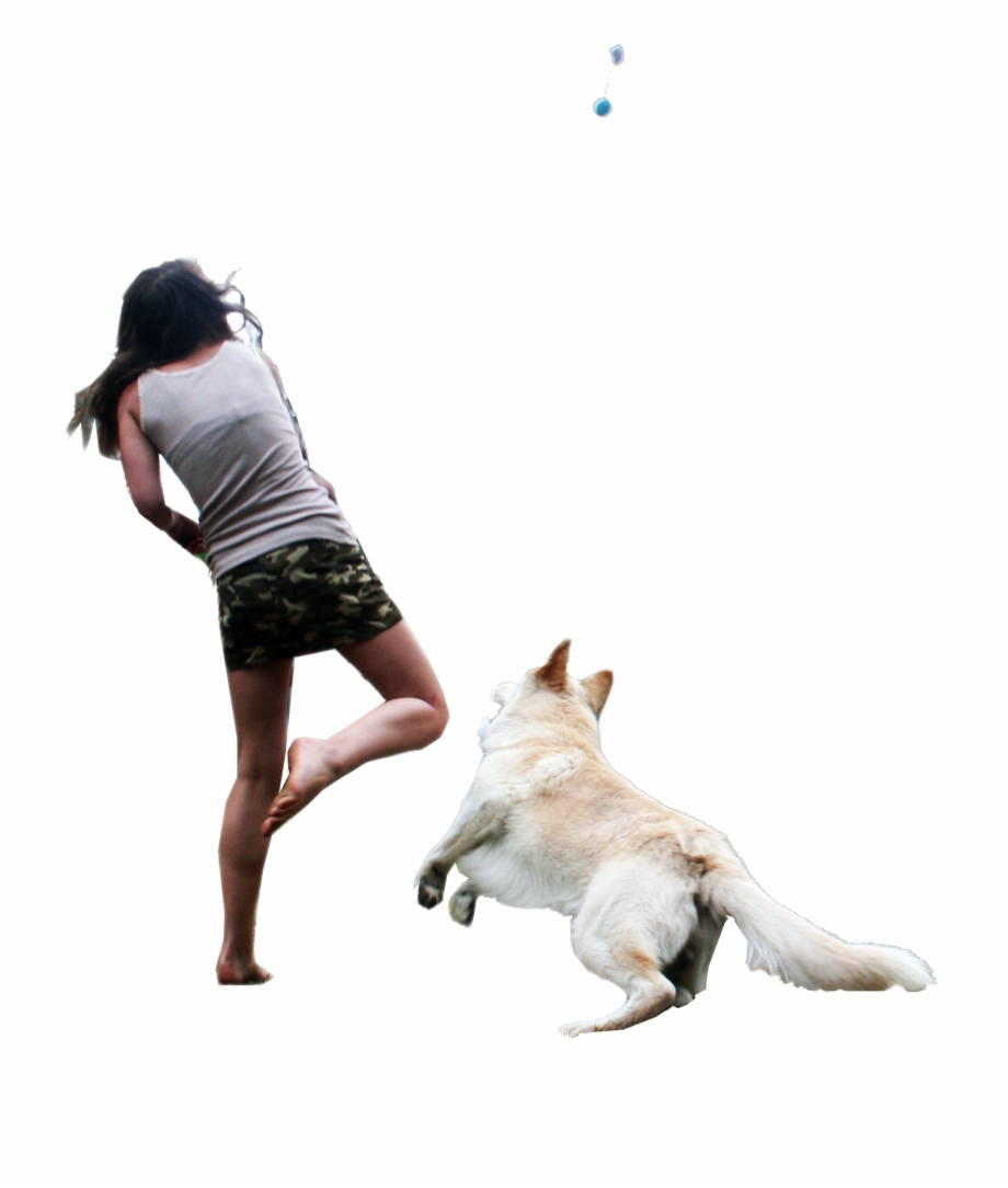 People With Dog Png Free PNG Images & Clipart Download #3990169.