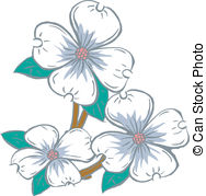 Dogwood Clipart and Stock Illustrations. 105 Dogwood vector EPS.