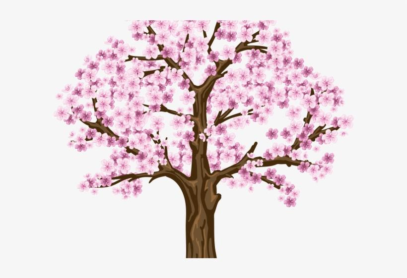 Sakura Clipart Dogwood Tree.