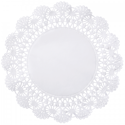 Doily PNG.