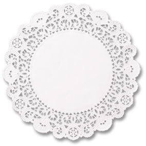 Doily Paper Png 3 » PNG Image #177766.