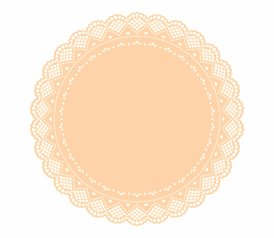 White Doily Png Free PNG Images & Clipart Download #1164025.