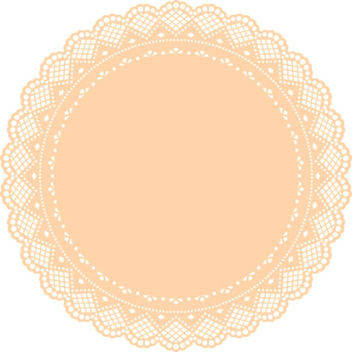 Download Free png Doily png » PNG Image.