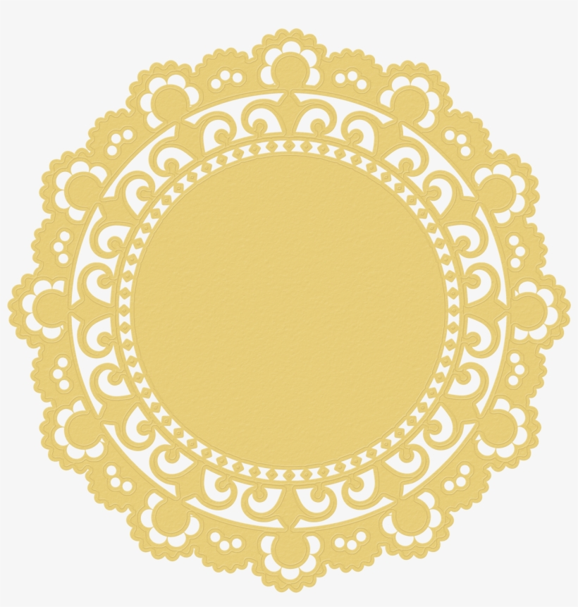 Doily Template.