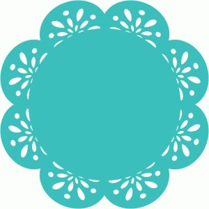 Doily Clipart Clipground